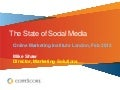 The state of social media_2012 Comscore report