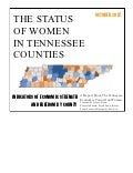 The Status Of Women In Tennessee Counties, 2012