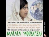 The story of Malala Yousafzai. (Nikos)