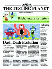 The Testing Planet Issue 3