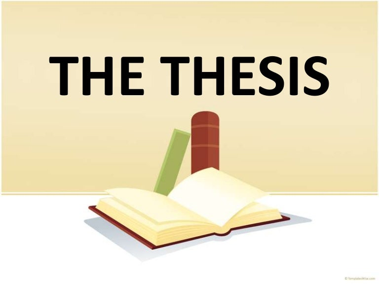 How to make foreign studies in thesis