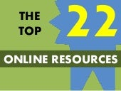 Top 22 Online Resources for Entrepreneurs