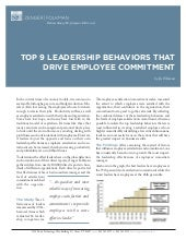 The Top 9 Leadership Behaviors That...