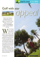 The Travel & Leisure Magazine Golf ...