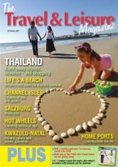 The Travel & Leisure Magazine July ...