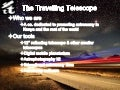 The Travelling Telescope by Susan Murabana