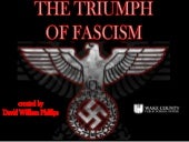 The triumph of fascism