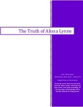 The truth of_alissa_lynne