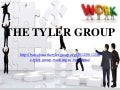 The tyler group  working in barcelona