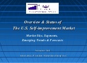 The U.S. Self improvement Market - Overview & Forecasts