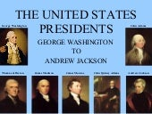 The United States Presidents Pp 200...