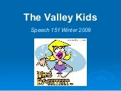 The Valley Kids