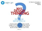 The value of design thinking for businesses