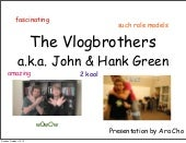 The Vlogbrothers
