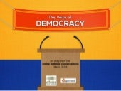 The Voice of Democracy - March 2014...