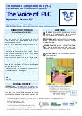 The Voice of PLC September - October 2011 Newsletter