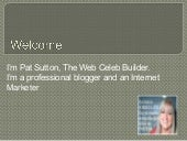 The web celeb builder system plus b...