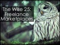 The Wise 25 Freelance Marketplaces | Smarterer