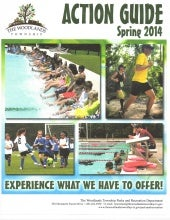 The Woodlands Action Guide - Spring...
