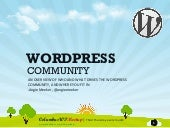 Columbus and the WordPress Community