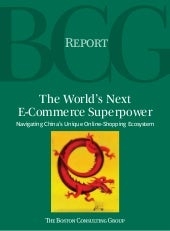 The Worlds next e-Commerce Superpower