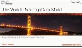 The world's next top data model