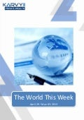 The World This Week April 29 - May 03, 2013