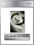 The World This Week: Aug 1 - Aug 5' 2011