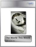 The World This Week: July 25th - Jul 29th ' 2011