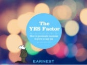 The YES Factor: Persuading Business Buyers