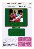 Tribal Health Initiative report_2011
