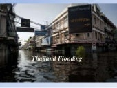 Thiland flooding