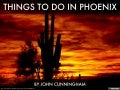 Things To Do In Phoenix AZ