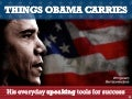 #THINGSICARRY - @barackobama Tools for Success