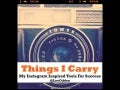 Things I Carry: Everyday Tools for Digital Success - Lee Odden