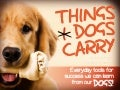 Things Dogs Carry #THINGSICARRY