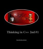 Thinking in c++ volume1