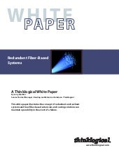 Thinklogical White Paper: Redundant...
