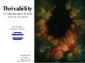 Thrivability: A Collaborative Sketch