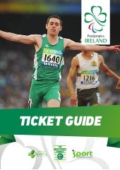 Paralympics Ireland- London 2012 Pa...