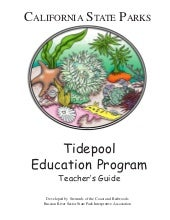 Tidepool teacher's guide
