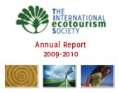 TIES Annual Report 2009-10