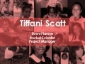 Tiffani Scott - Visual Resume - Updated Nov 2014
