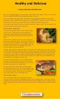 Tilapia fish health benefits