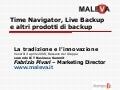 Time Navigator & Live Backup