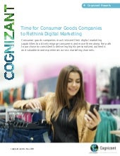 Time for consumer goods companies t...