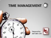 Time management iti students