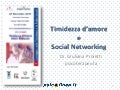 Timidezza d'amore e social networking