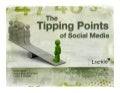 Tipping Points of Social Media