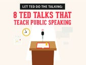 8 TED Talks on Public Speaking